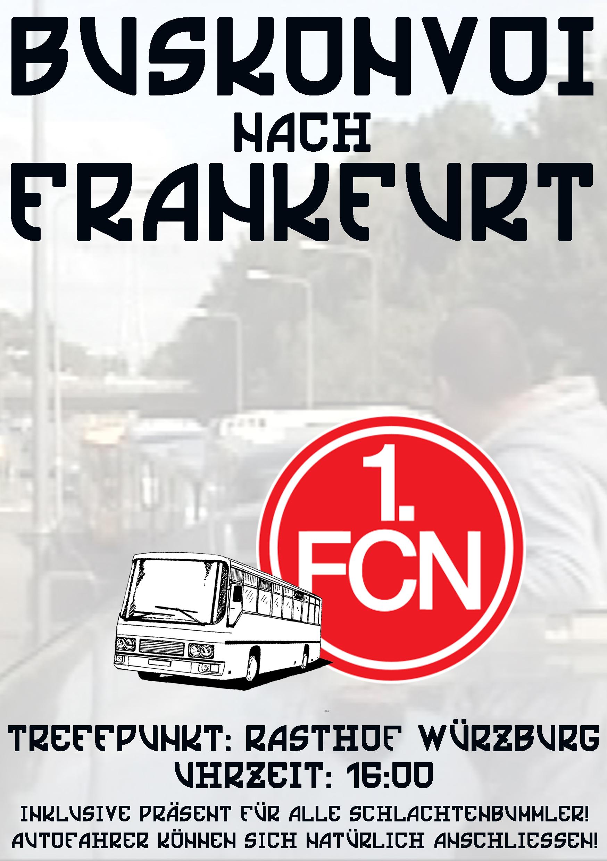 Buskonvoi Relegation Frankfurt