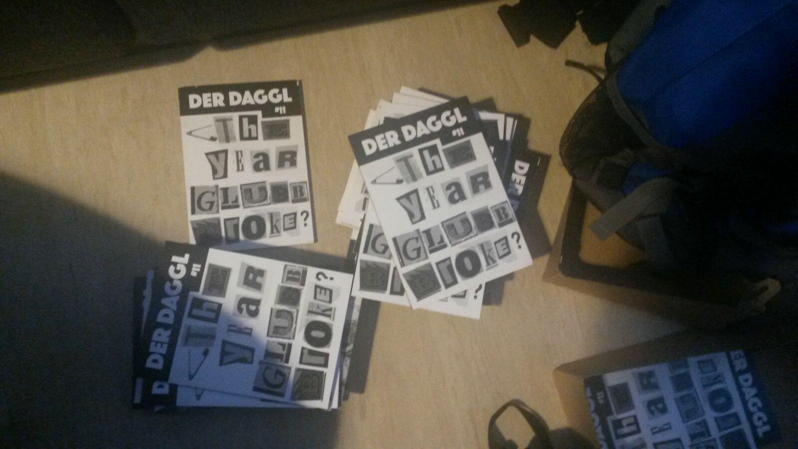 Restausgaben Daggl