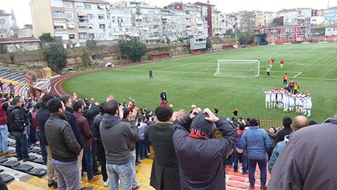 Fatih Karagümrükspor, 3. Liga Türkei.