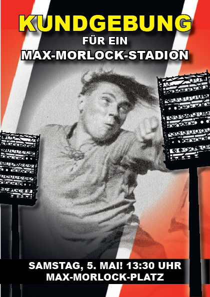 Max-Morlock-Stadion jetzt!
