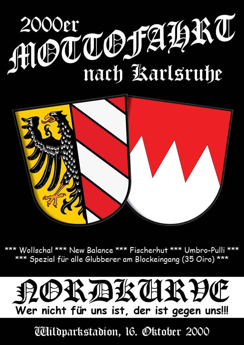 Mottofahrt Karlsruhe