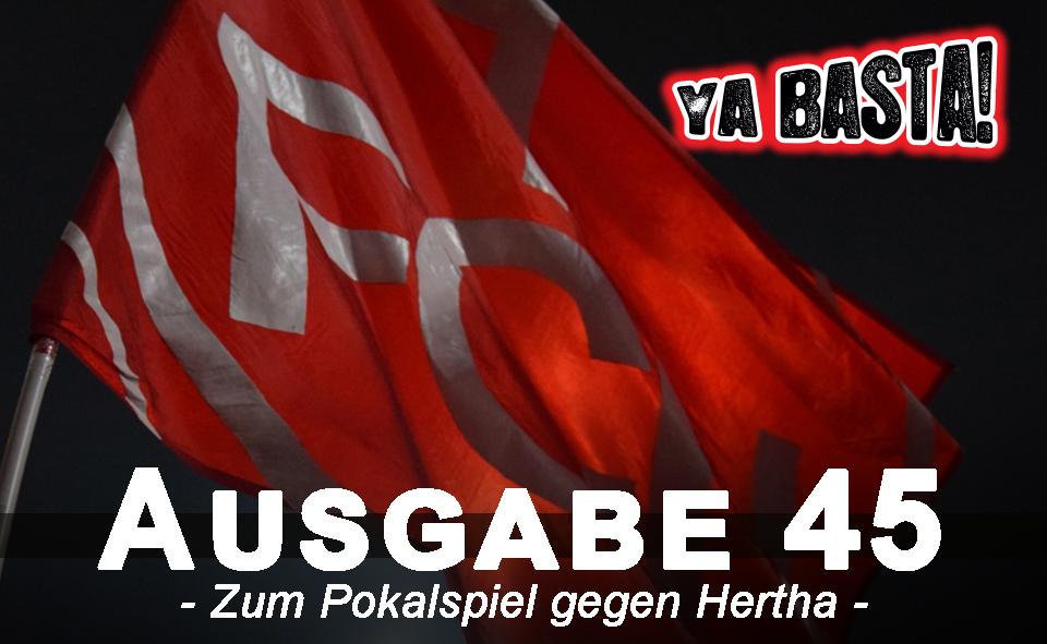 Ya Basta! #45 gegen Hertha