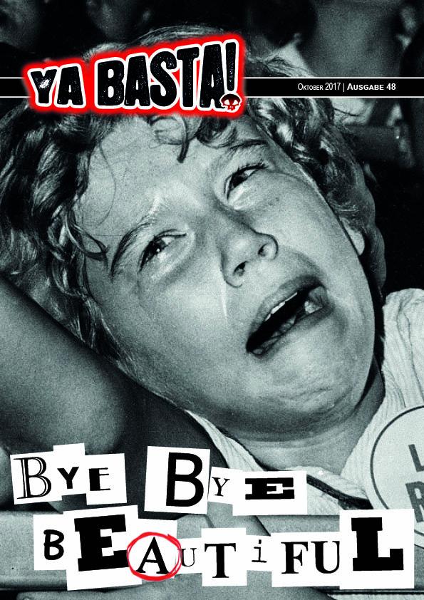 Ya Basta! 48 Cover