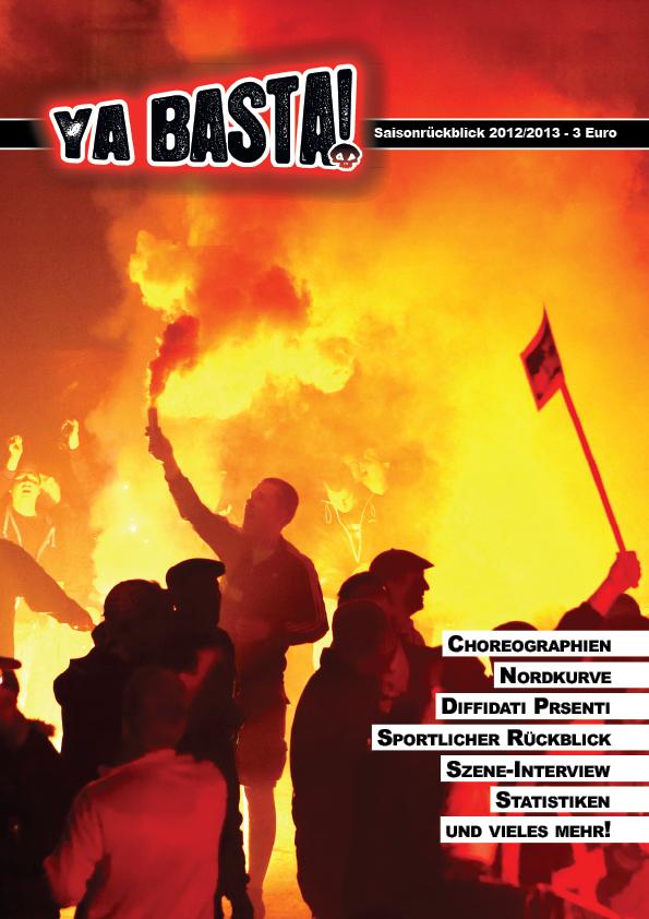 YB Cover Saisonrückblick 2012/2013