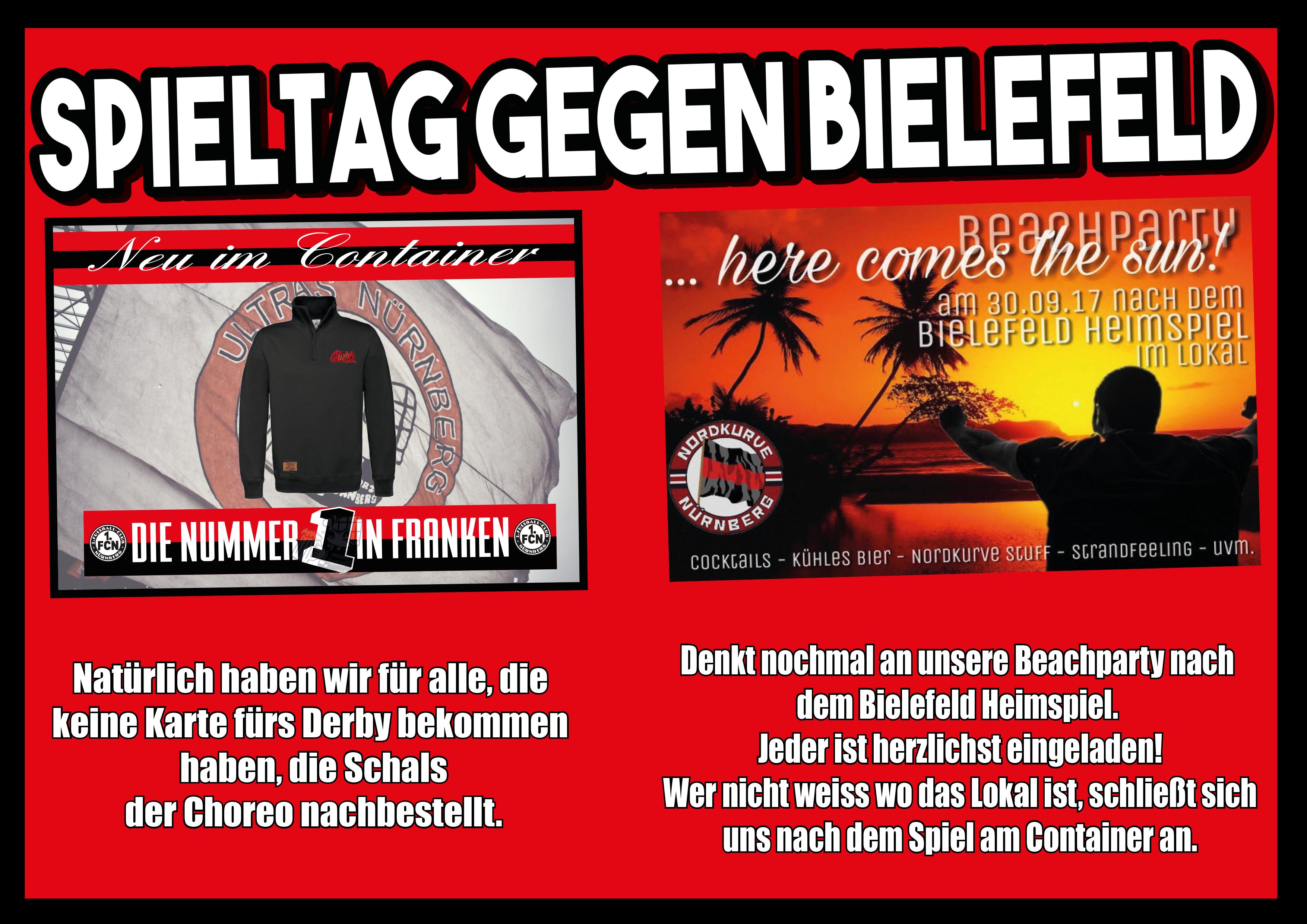 Bielefeld Heimspiel